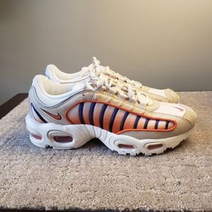 NWT Nike Air Max Tailwind IV Cream Orange Men 7